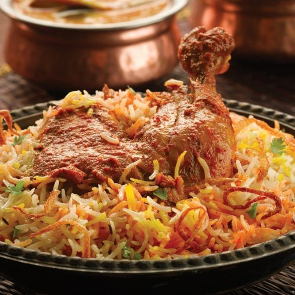 The Story of Biryani