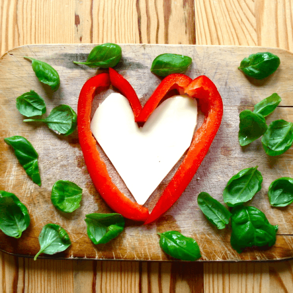 The Link Between Love and Food